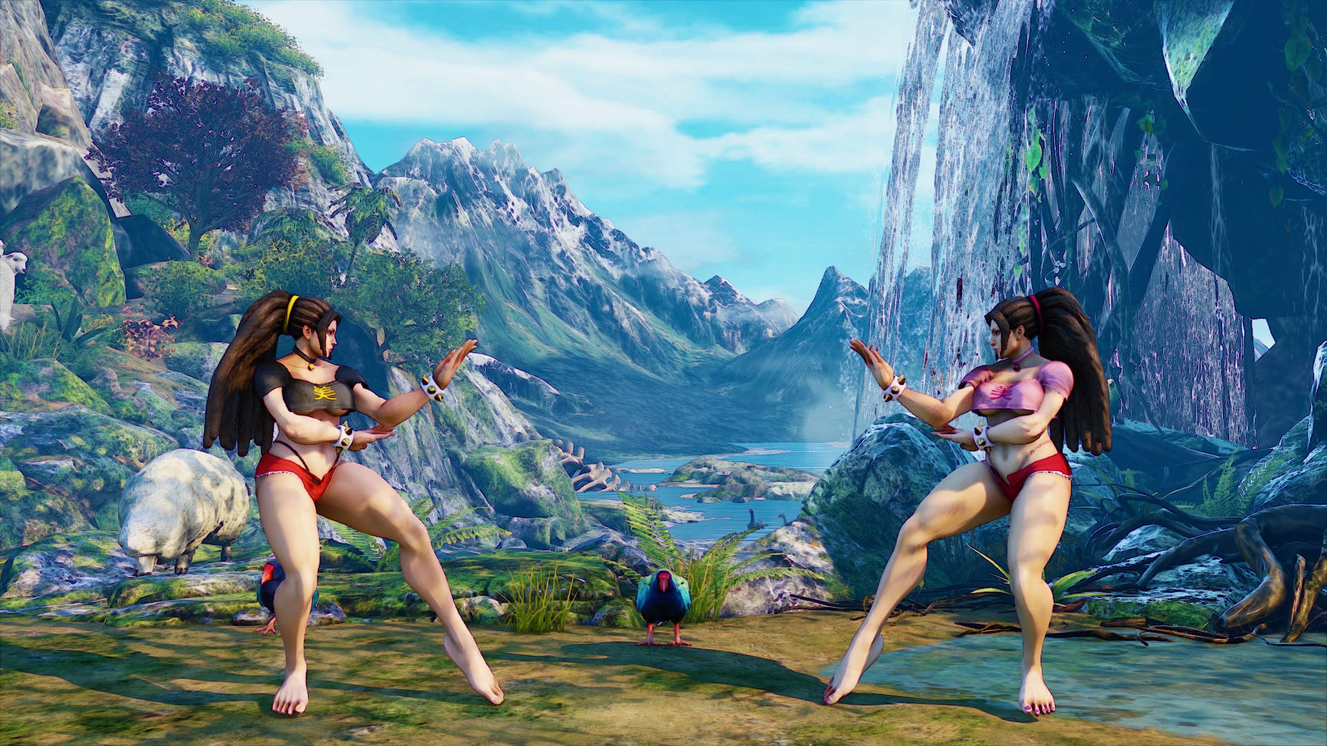 Chunli Ras Beauty Light