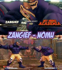 Zangief-Nomu My Hero Academia