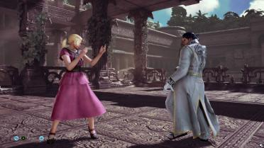 Nina Williams Skirt+Top Mod